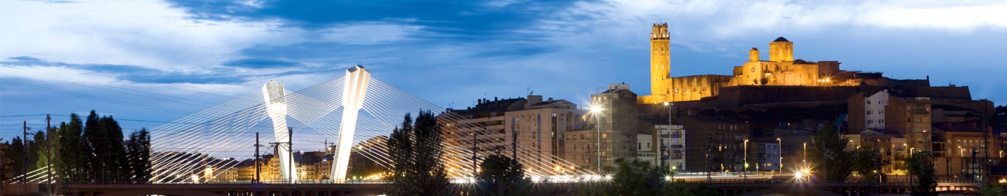 hoteles lleida: