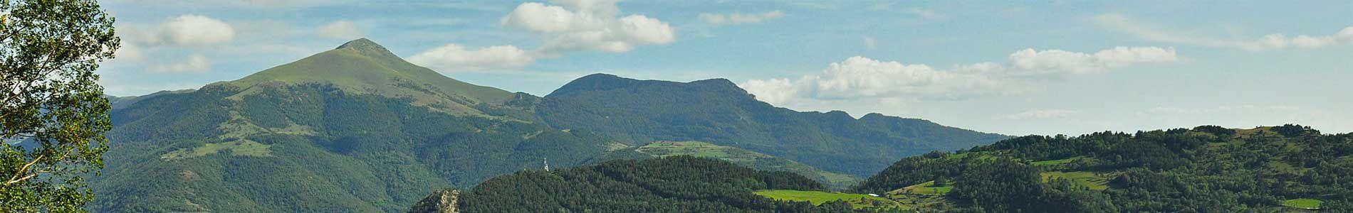hoteles rurales en el pirineo catalan: