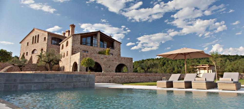 Hoteles para bodas con encanto petits grans hotels de for Hoteles con encanto cerca de madrid con piscina