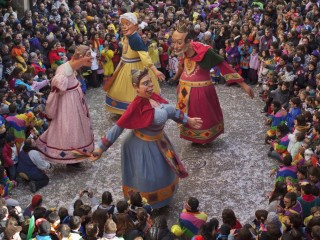 Carnival offer in Solsona